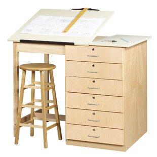 Fiberesin Dowel Drafting Table