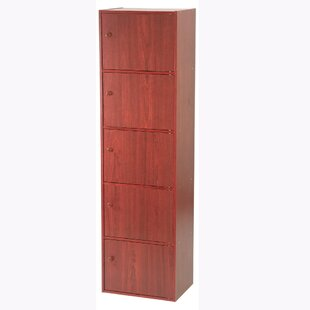 Alysa 5 Door Storage Cabinet