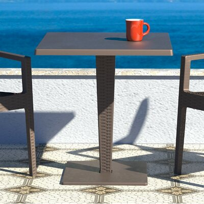 Jayne Square 29 Inch Table by Mercury Row #1