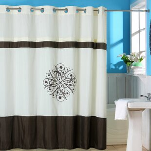 Lewiston Single Shower Curtain