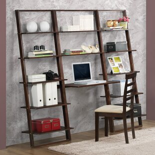 Pemberton Home Office Center Leaning Desk