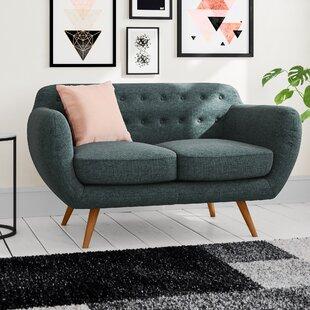 Millicent 2 Seater Loveseat By Corrigan Studio