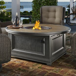 Dogwood CF-20 Aluminum Gas Fire Pit Table
