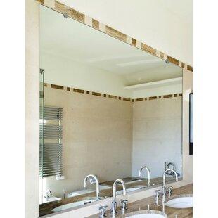 Latitude Run Lanphear Flat Bathroom/Vanity M..