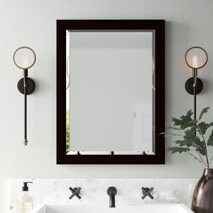 Compare prices Indianola Bathroom/Vanity Mirror By Greyleigh