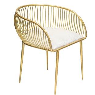 Bedlington Barrel Chair by Everly Quinn