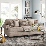 Schauer 96 Recessed Arm Sofa by Darby Home Co