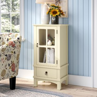 Litzy 1 Drawer Accent Cabinet by August Grove