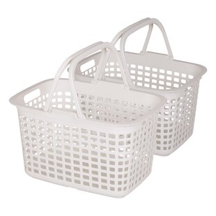 Laundry Basket (Set Of 2) By IRIS
