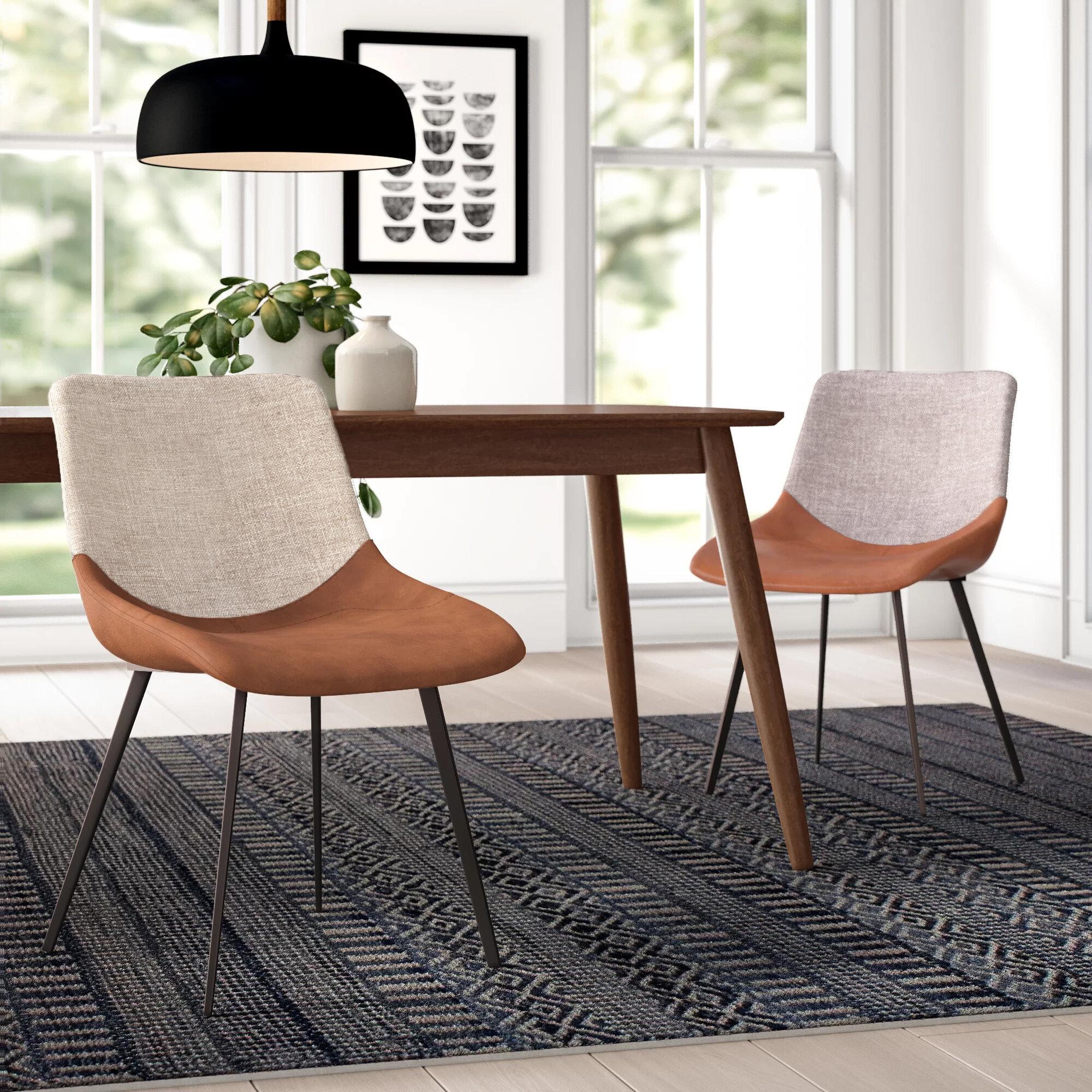 Pleasant Ruben Upholstered Dining Chair Machost Co Dining Chair Design Ideas Machostcouk