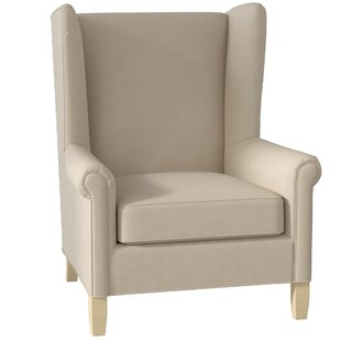 Paula Deen Home Transitional Wide Wing Chair