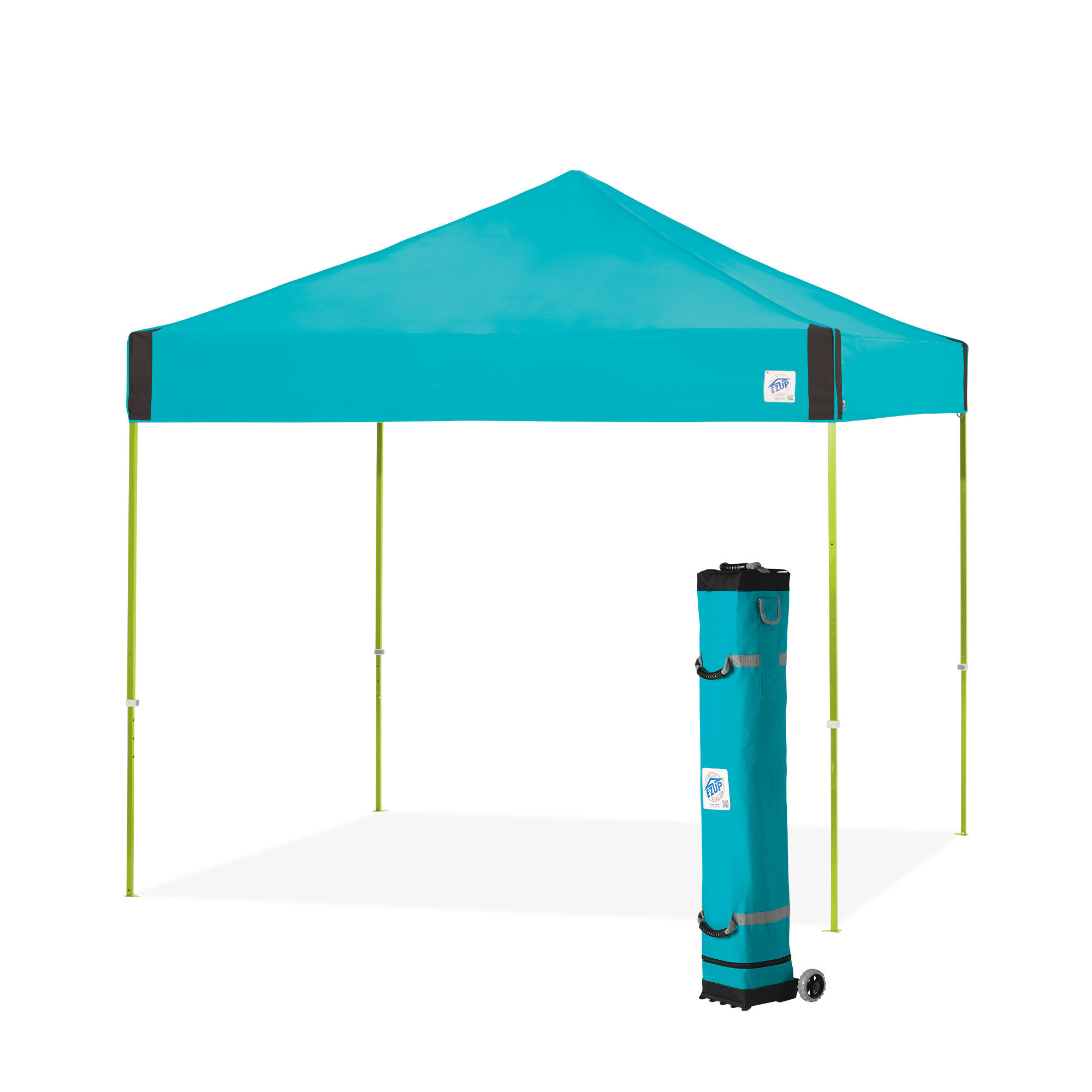 CORE Instant Canopy 10 x 10 Foot Pop Up Shade Canopy Shelter Tent Open Box