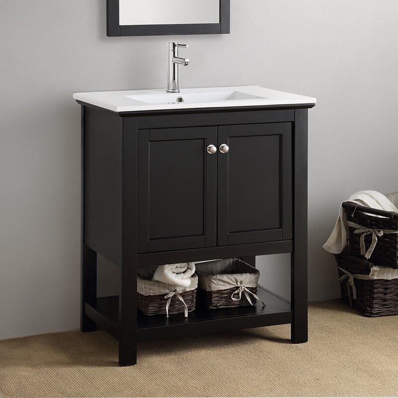 Fresca Cambria Manchester 30 Free Standing Single Bathroom Vanity Reviews Wayfair