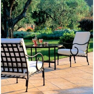 One Allium Way Aikens Lounge Chair with C..