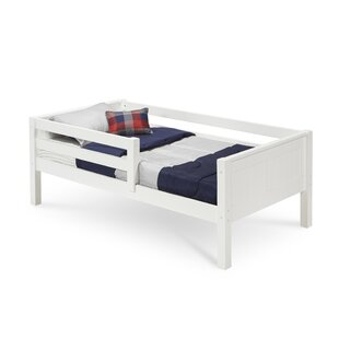 Price Check Oakwood Convertible Toddler Bed By Mack & Milo