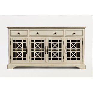 Flores Fretwork TV Stand for TVs up to 60 by Rosecliff Heights