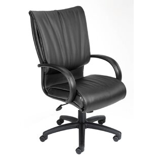 Looking for Albanese Leather Executive Chair By Latitude Run