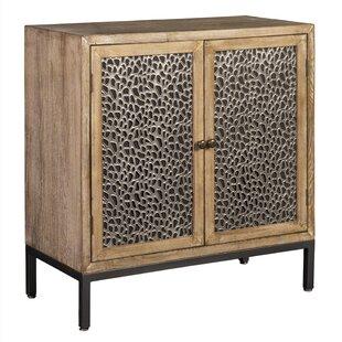 Pollark 2 Door Accent Cabinet by Wrought Studio