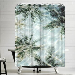 Hope Bainbridge Beach Vibes II Shower Curtain