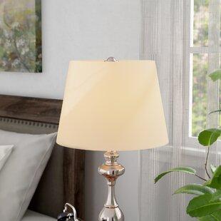 Tapered 12 Shantung Empire Lamp Shade