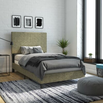 Beige Upholstered Beds You Ll Love In 2020 Wayfair