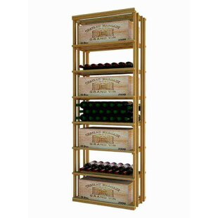 Designer Series 153 Bottle Floor Wine Rack