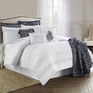 Kight 10 Piece Comforter Set by Charlton Home