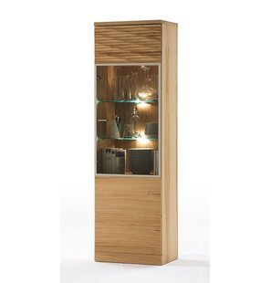 Lynx Curio Cabinet By Gracie Oaks