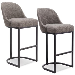 Hambleton Bar Stool (Set of 2) by Ivy Bronx