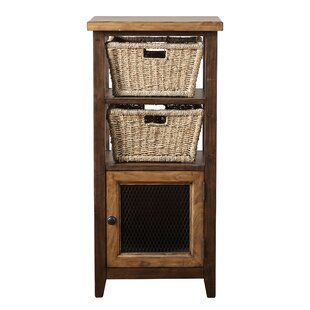 Sceinnker Solid Pine Accent Cabinet by Gracie Oaks