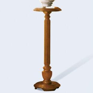 Churchill Pedestal Telephone Table By Astoria Grand