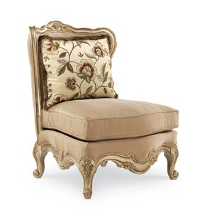 Dowty French Slipper Chair by Astoria Grand
