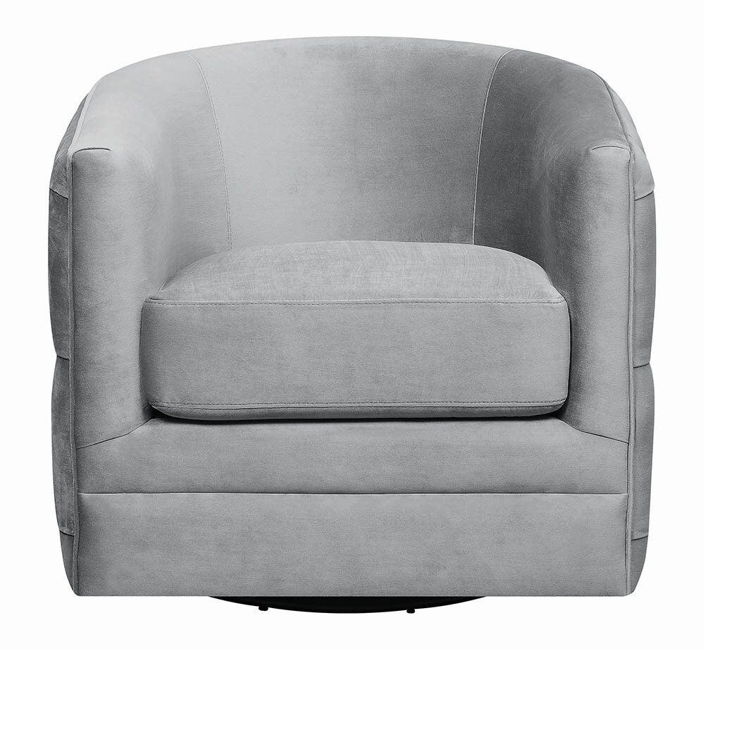 Cohet Swivel Barrel Chair
