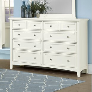 Reviews Gastelum 8 Drawer Double Dresser by Darby Home Co