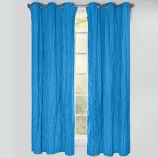 Seafoam Blue Green Curtains