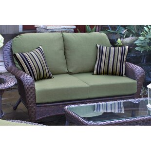 Fleischmann Loveseat by Darby Home Co