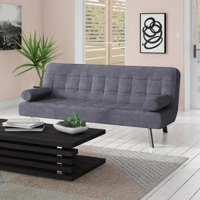 Excellent Ratliff 2 Seater Clic Clac Sofa Bed Pdpeps Interior Chair Design Pdpepsorg