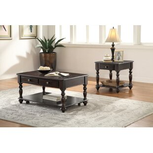Kezar 2 Piece Coffee Table Set