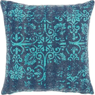 Kaminsky Cotton Throw Pillow