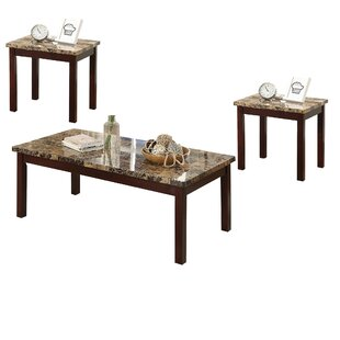Atherste 3 Piece Coffee Table Set