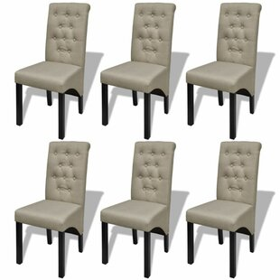 Ayon Upholstered Dining Chair (Set of 6) ..
