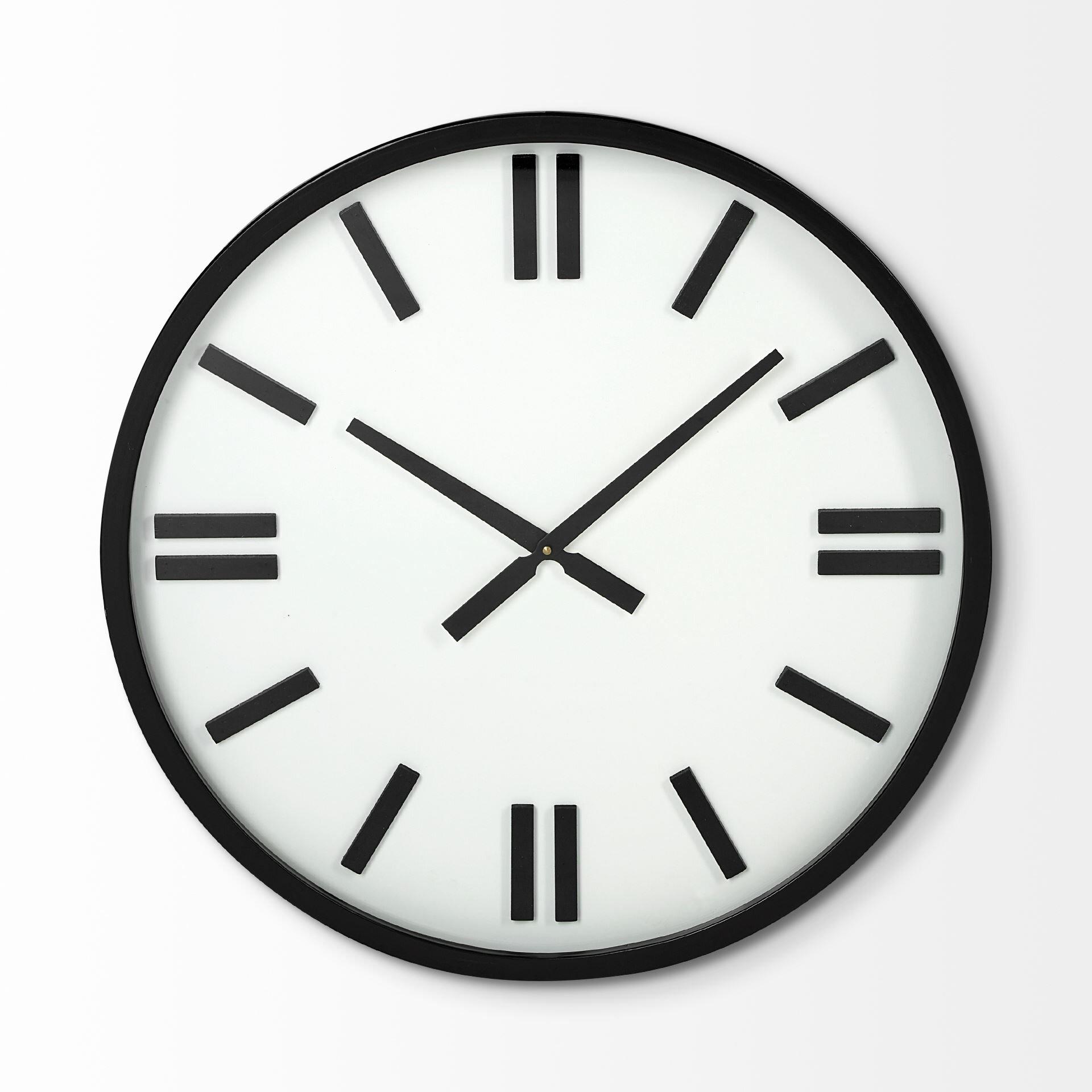 Modern Contemporary Wall Clocks You Ll Love In 2021 Wayfair Ca