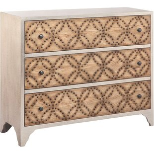 Supta 3 Drawer Accent Chest