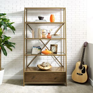 Selzer Etagere Bookcase by Mercer41 No Copoun