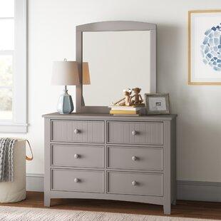 Chilhowie Transitional 6 Drawer Dresser by Three Posts Baby amp Kids