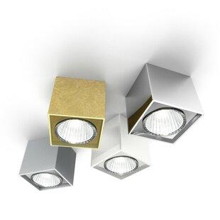 ZANEEN design Two 1-Light Flush Mount