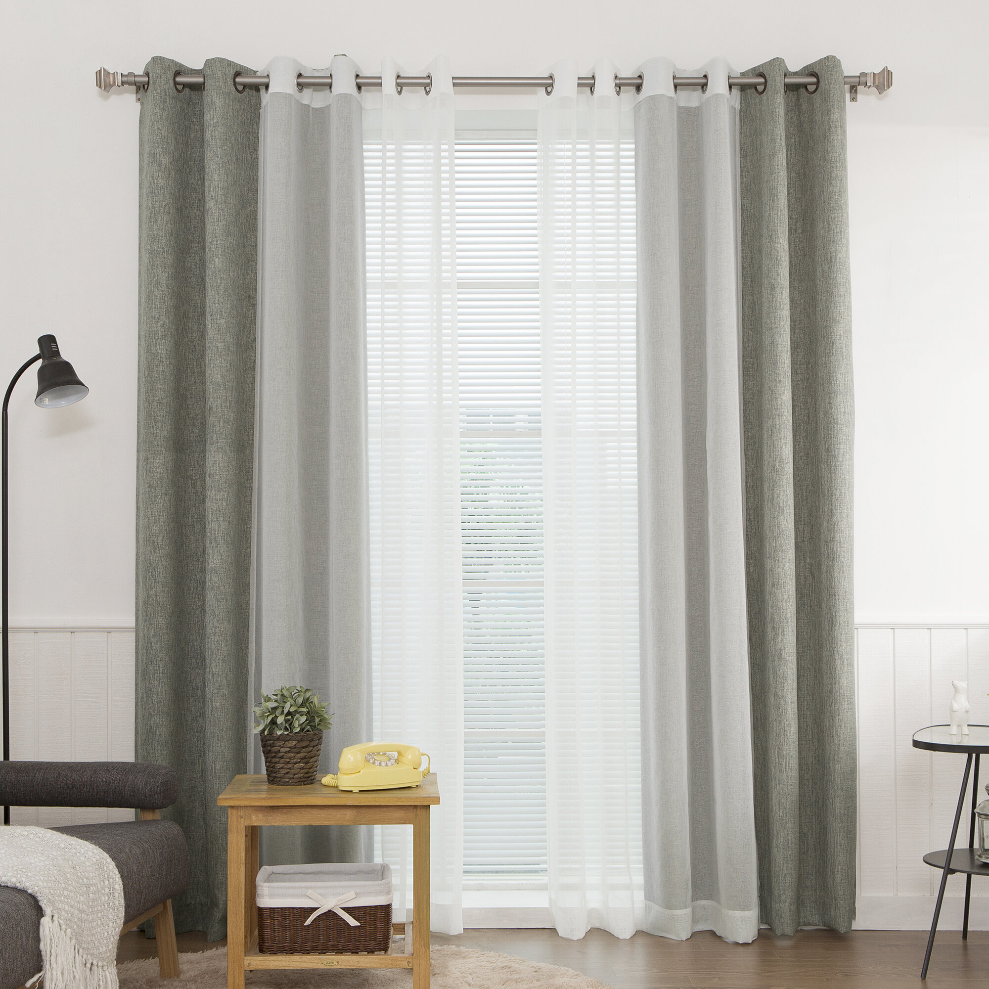 energy ip mainstays helix walmart tone curtain blackout efficient panel grommet curtains com