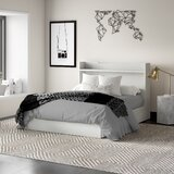Massie Storage Platform Bed by Mercury Row®