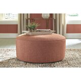 Southworth Oversized Ottoman by Highland Dunes
