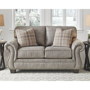 Johana Loveseat by Alcott Hill